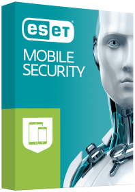 ESET Mobile Security - 3d box regular - RGB